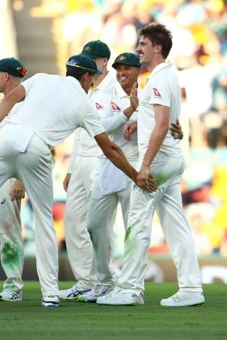 Pat Cummins Australia England Ashes cricket