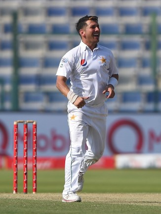 Yasir Shah Pakistan Brisbane Heat BBL cricket