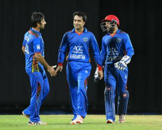 Afghanistan India Test match cricket