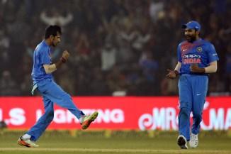 Yuzvendra Chahal four wickets India Sri Lanka cricket