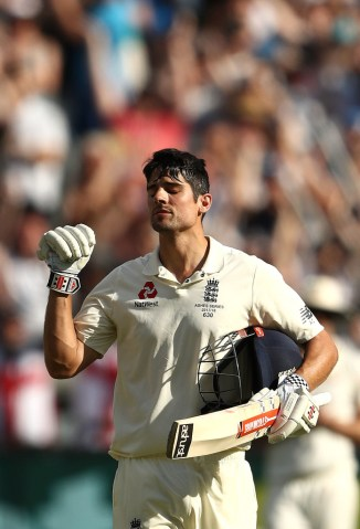 Alastair Cook 244 Australia England Ashes cricket