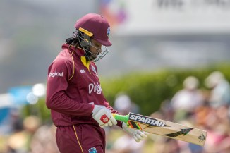 Chris Gayle West Indies New Zealand cricket