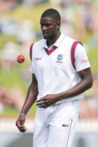 Jason Holder suspended West Indies New Zealand cricket