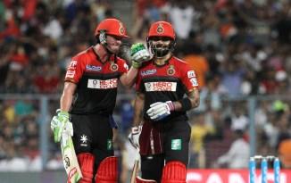 Virat Kohli AB de Villiers players retained IPL cricket