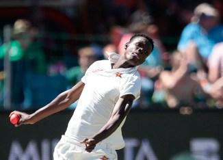 Blessing Muzarabani Zimbabwe Bangladesh Sri Lanka ODI tri-series cricket