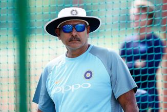 Ravi Shastri India South Africa arrive 10 days earlier cricket