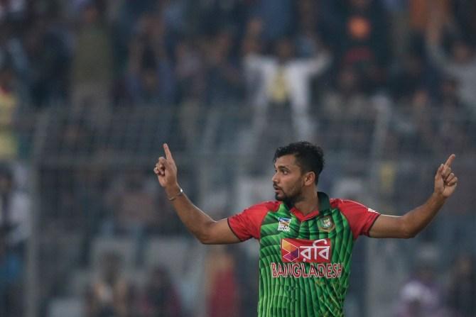 Mashrafe Mortaza fined 20 percent match fee Bangladesh Sri Lanka ODI tri-series final cricket