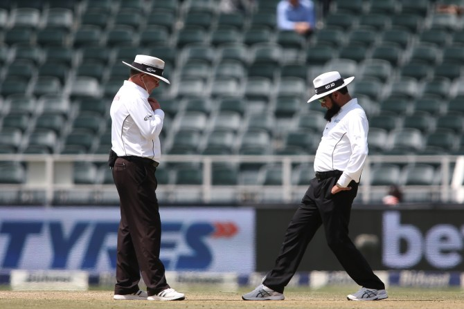 Wanderers pitch dangerous India South Africa 3rd Test 3rd Day Johannesburg cricket