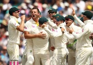 Australia England Ashes Sydney cricket