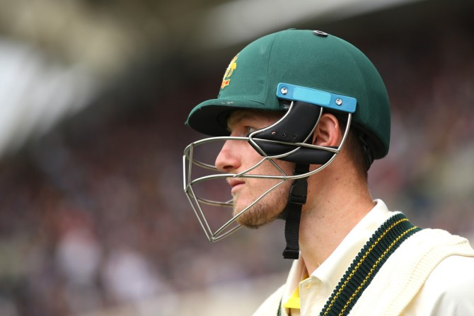 Michael Hussey Cameron Bancroft Ashes Australia South Africa Test series cricket