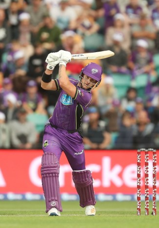 D'Arcy Short Gary Kirsten cracked jaw chipped teeth Hobart Hurricanes BBL cricket