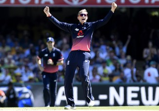 Joe Root two wickets 46 not out Australia England 2nd ODI cricket