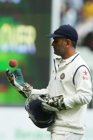 MS Dhoni Sunil Gavaskar retire Test cricket India South Africa Test series cricket