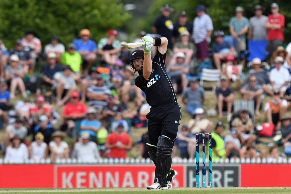 De Grandhomme back in New Zealand squad