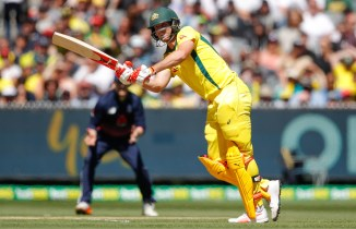 Mitchell Marsh Australia England ODI series 2019 World Cup cricket
