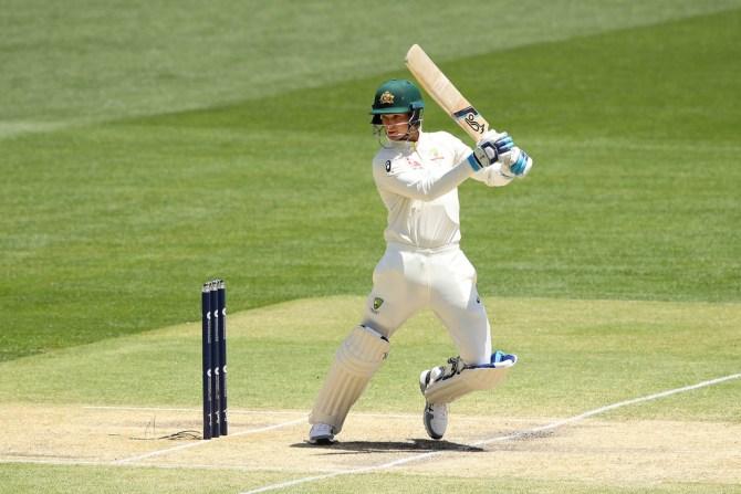 Peter Handscomb Australia South Africa cricket