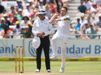 Dale Steyn heel injury ruled out Test series South Africa India cricket