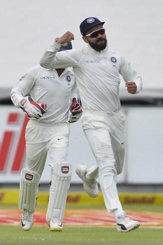 Virender Sehwag Virat Kohli drop Bhuvneshwar Kumar India South Africa Test series cricket