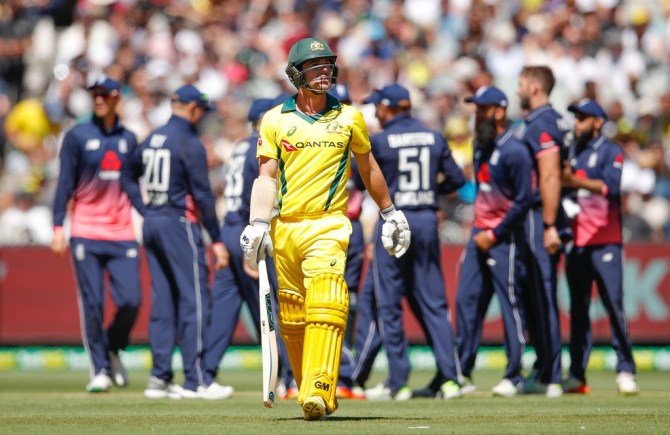 Travis Head batting position Australia England ODI series cricket