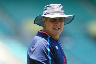 Trevor Bayliss step down head coach 2019 Ashes series England cricket
