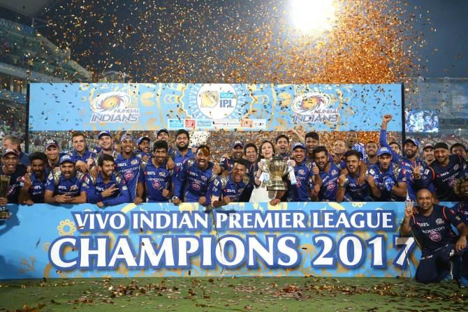 Mumbai Indians Chennai Super Kings opening game Indian Premier League IPL 2018 cricket