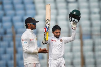 Mominul Haque 105 Bangladesh Sri Lanka 1st Test Day 5 Chittagong cricket