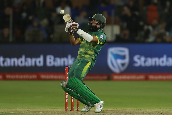 Hashim Amla 71 South Africa India 5th ODI Port Elizabeth cricket