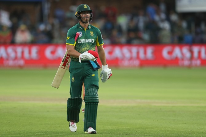 Ottis Gibson disappointed batting performance South Africa India 5th ODI Port Elizabeth cricket