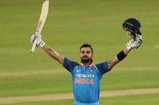 Sourav Ganguly India captain Virat Kohli better than Viv Richards ODI cricket