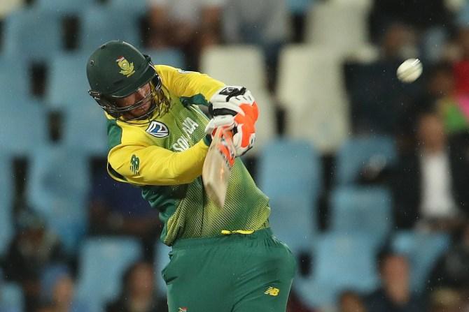 Heinrich Klaasen 69 South Africa India 2nd T20 Centurion cricket