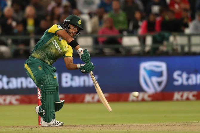 JP Duminy 55 South Africa India 3rd T20 Cape Town cricket
