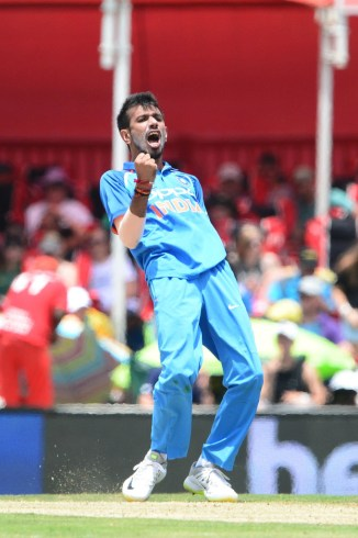 Yuzvendra Chahal five wickets South Africa India 2nd ODI Centurion cricket