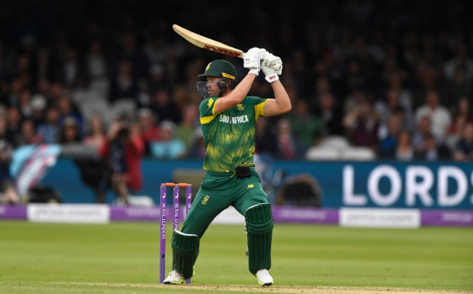 AB de Villiers returns last three ODIs South Africa India cricket