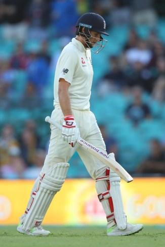 Joe Root failed live up expectations England Australia Ashes cricket