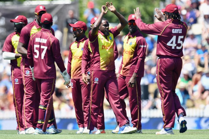 West Indies ICC Rest of the World XI charity match Hurricane Maria Irma Lord's England cricket