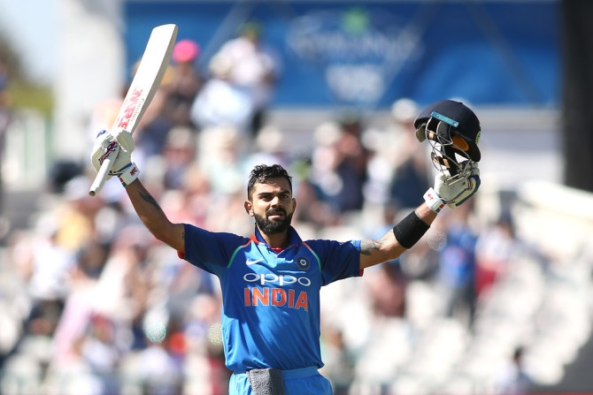 Suresh Raina Virat Kohli 2019 World Cup India cricket