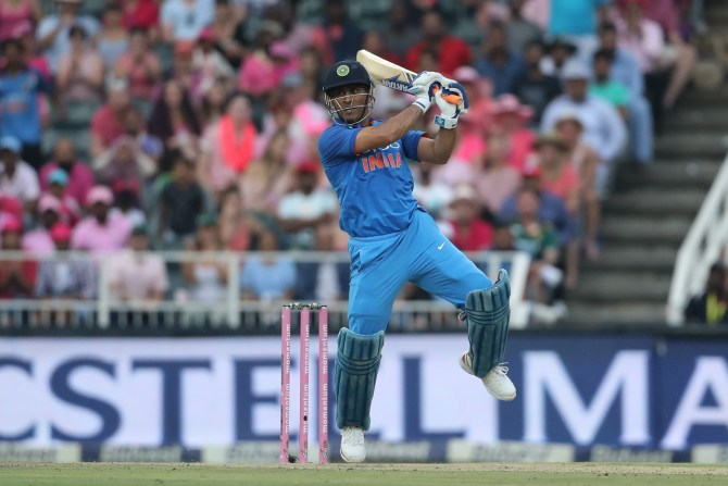 Ravi Shastri MS Dhoni one of the best ODI players of all time India cricket