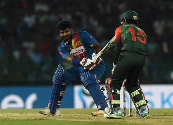 Kusal Perera 74 Sri Lanka Bangladesh 3rd Match Nidahas Trophy Colombo cricket