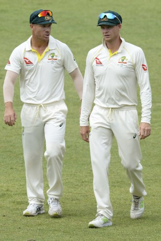 Steve Smith David Warner step down captain vice-captain ball tampering South Africa Australia 3rd Test Cape Town cricket