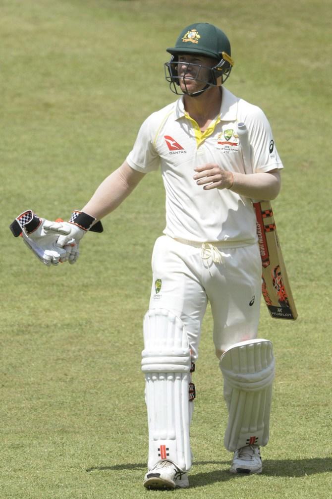 Graeme Smith David Warner fool South Africa Australia Test series cricket