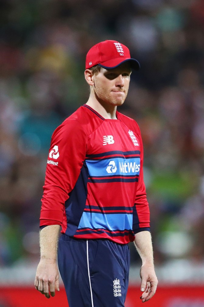 Eoin Morgan captain ICC World XI T20 charity match West Indies Lord's cricket