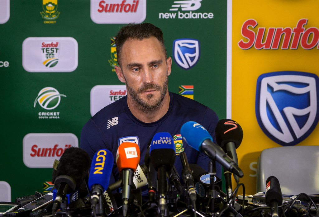 Du Plessis makes bold claim about Australian ball tampering scandal