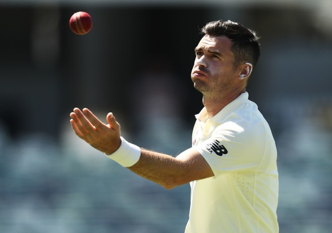 James Anderson concerned future Test cricket T20 England