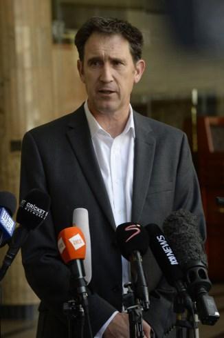 James Sutherland not resigning ball tampering scandal Steve Smith David Warner Cameron Bancroft Darren Lehmann Australia South Africa cricket