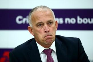 James Whitaker step down England national selector cricket