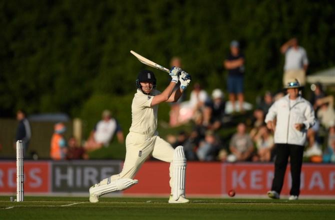 Jonny Bairstow 97 New Zealand England 2nd Test Day 1 Christchurch cricket