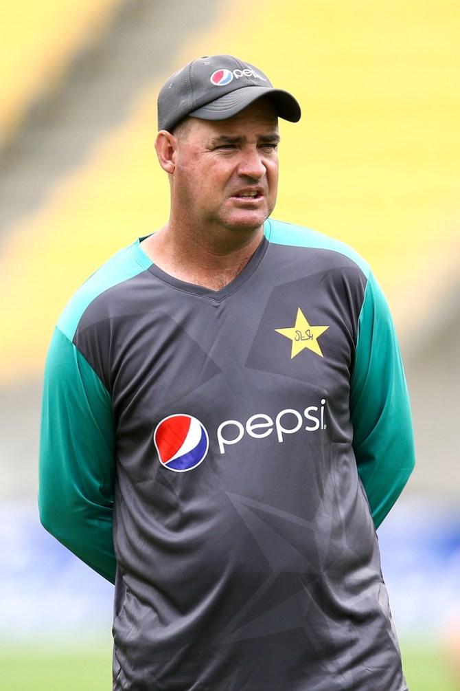 Mickey Arthur Imad Wasim captain Pakistan future cricket