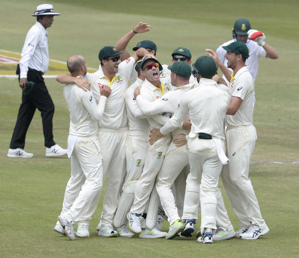 Australia scored 351 runs in 1st innings