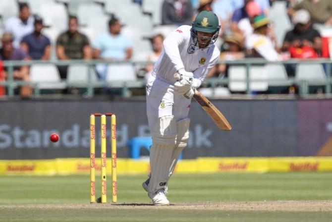Quinton de Kock 65 South Africa Australia 3rd Test Day 4 Cape Town cricket