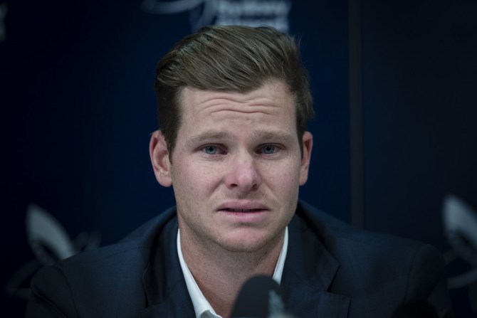 Steve Smith apologises ball tampering scandal Australia South Africa cricket